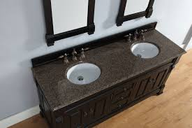 black countertop with black sink james martin brookfield collection 72 double vanity antique black