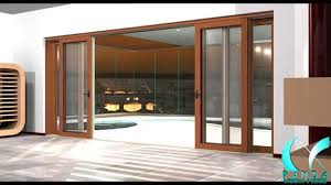 Aluminum Wood Patio by Articles With Solid Wood Sliding Exterior Doors Tag Wooden