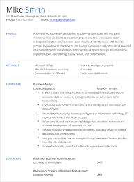 exle of business analyst resume business analyst cv exle hashtag cv