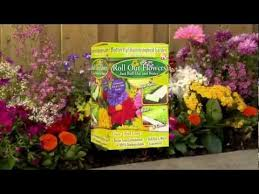 roll out flower garden roll out flowers special tv offer