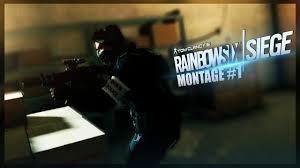 kisses back rainbow six siege fragmovie 1 youtube