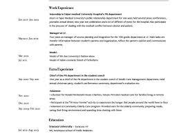 resume sles free download doctor stranger extraordinary makeup artist objective resume sle job mac hd