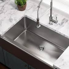 is an apron sink the same as a farmhouse sink mr direct farmhouse apron front stainless steel 33 in