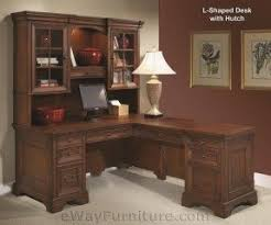 Wood Computer Desk With Hutch Foter by L Shaped Computer Desk With Storage Foter