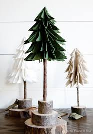 25 unique wooden trees ideas on wood