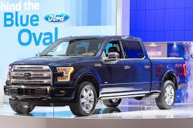 truck ford blue decking out your ford f 150 the ford experiment