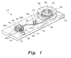 patent us6254029 weed trimmer line rewinder device google patents