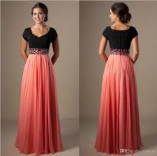 wholesale modest prom dress buy cheap modest prom dress from