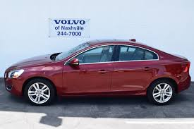 used 2012 volvo s60 for sale in nashville tn near merfressboro