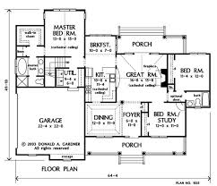 Open Floor Plan Country Homes 893 Best Houseplans Images On Pinterest House Floor Plans Dream