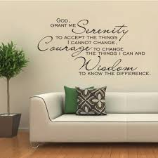 Bible Verses For The Home Decor Bible Verse Quote Inspirational Wall Decal God Grant Me The