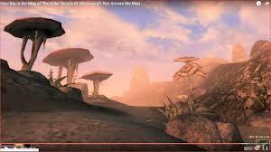 Morrowind Map How Big Is The Map Of The Elder Scrolls Iii Morrowind Run Across