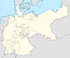 Germany Map Outline by File German Empire Blank Map Svg Wikimedia Commons