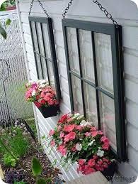 hanging planters outdoor hanging window are the best garden yard