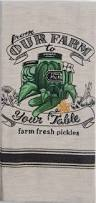 kaydee kitchen linen collection farm fresh everythingovens