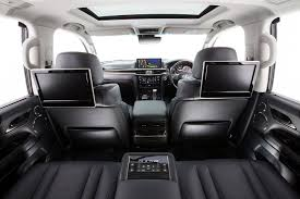 lexus wagon interior 2017 lexus lx570 review