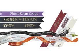 custom ribbon personalized ribbon custom printed bags bows