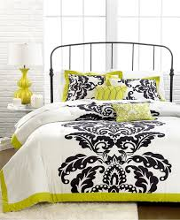 black and white bed sets queen beds for teenagers bunk girls with