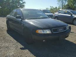 2001 audi a4 for sale auto auction ended on vin wauac68d61a136244 2001 audi a4 in md