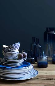 sainsburys kitchen collection spruce up your crockery collection with our new indigo range