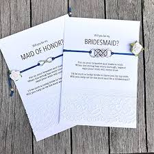invitations for bridesmaids will you be my bridesmaid gift ask your bridesmaids