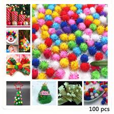 glitter pom promotion shop for promotional glitter pom on