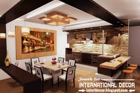 kitchen ceiling design ideas collection in modern ceiling design for kitchen alluring kitchen