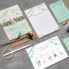 Wedding Stationery Wedding Invitations And Stationery Notonthehighstreet Com