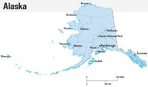 weather map us islands climate change is already affecting alaska s weather