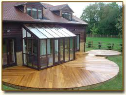 patio exles curved and round decking exles love the different angles of the
