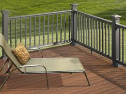 modern deck railing systems u2014 railing stairs and kitchen design
