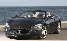 maserati convertible 2018 review of the new 2010 maserati granturismo convertible full new