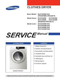100 kenmore dryer service manual kenmore 75132 7 0 cu ft