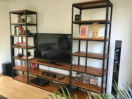 Home Decorators Tv Stand 136 Best Mesas Para Tv Images On Pinterest Industrial Furniture