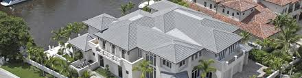 Entegra Roof Tile Jobs by Evans Roofing South Florida Roofers Miami Dade Broward Palm