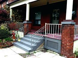 Front Entry Stairs Design Ideas Best Concrete Front Steps Design Ideas Gallery Interior Design