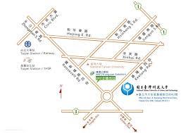 Taipei Mrt Map Location U0026 Transportation National Taiwan University Of Science