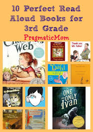 10 read aloud books for 3rd grade pragmaticmom