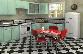 photo cuisine retro credence cuisine retro photos de design d intérieur et
