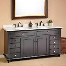 Off White Bathroom Vanities by Mayfield 60 U201d Double Sink Vanity By Mission Hills 1099 99