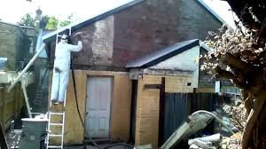 how to remove old exterior paint from brick buildings u0026 walls