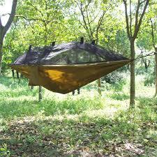 outdoor hammock tent camping hammock mosquito net hammock anti