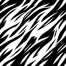 abstract print animal monochrome seamless pattern vector royalty