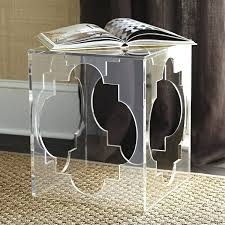 Acrylic Side Table Ikea Acrylic Side Table Black Acrylic Side Table End Table Bed Table