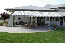 Backyard Awning Sunesta Retractable U0026 Patio Awnings
