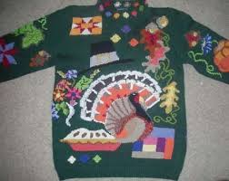 21 awesomely tacky thanksgiving sweaters forevergeek