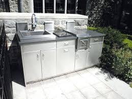 Outdoor Kitchen Cabinets Home Depot Lowes Outdoor Kitchen Island Stainless Steel Cabinets Home Depot