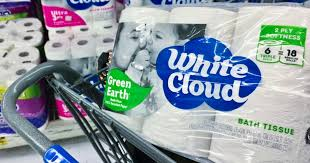 White Cloud Bathroom Tissue - rare buy 1 get 1 free white cloud toilet paper coupon up to 15