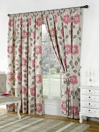 Brown Floral Curtains Brown Floral Curtains Affordable And Quality Curtains Terrys