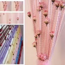 Tassel Curtain Popular String Curtain Design Buy Cheap String Curtain Design Lots